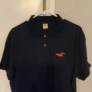 Men's Hollister polo